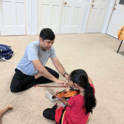 Carnatic Violin (Beginner)