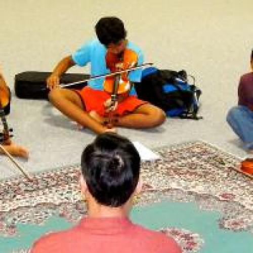 Carnatic Violin (Intermediate)