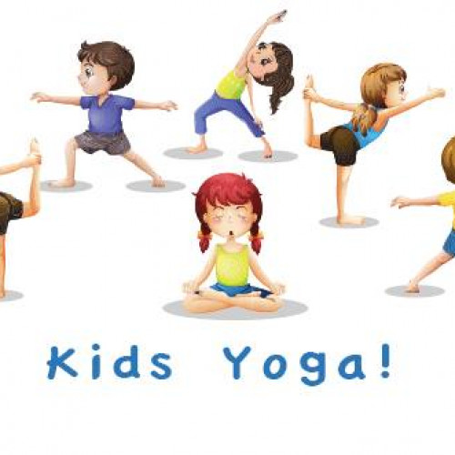 Yoga and mindfulness for kids ( Age 7+ )